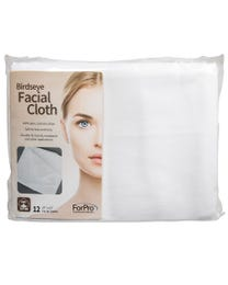 Birdseye Facial Cloth 12-ct.