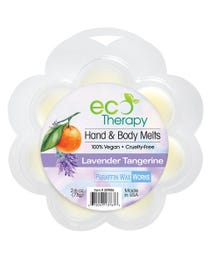 Paraffin Wax Works EcoTherapy Hand & Body Wax Melts, Lavender Tangerine 2.6 oz.