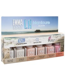 EMMA BEAUTY LA Manicure Collection 6 Pack Gift Set
