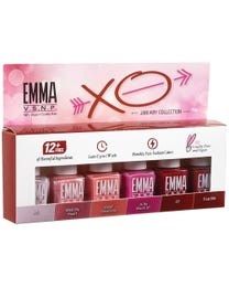 EMMA XO Collection 6 Pack Gift Set, Batch 0120