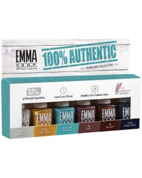 EMMA BEAUTY 100% Authentic Collection 6 Pack Gift Set, Batch 0220
