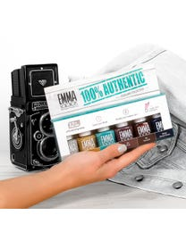 100% Authentic Collection 6 Pack Gift Set, Batch 0220
