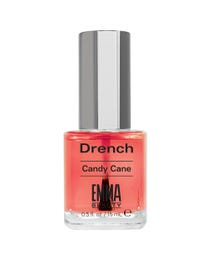 Emma Beauty Drench Candy Cane, Cuticle Oil, 12+ Free Treatment, Vegan, .5 Ounces