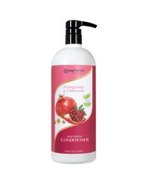 Ginger Lily Farms Botanicals Moisturizing Conditioner Pomegranate & Chamomile, Paraben, Phosphate and Sulfate Free, 1 Liter
